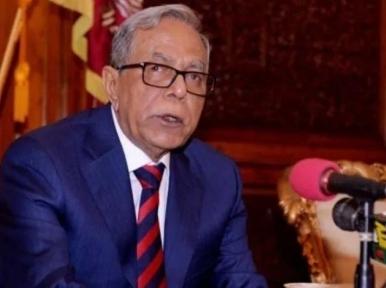 Bangladesh will become the 'Golden Bengal' Bangabandhu dreamt of: President Hamid
