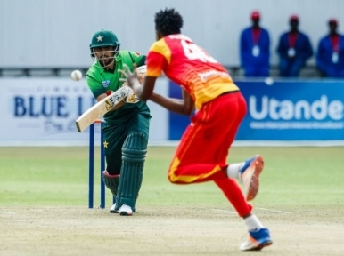 Pakistan and Zimbabwe men's teams face off to start their World Cup qualification bid
