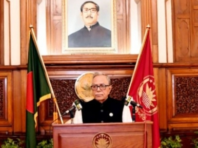 Democracy must be institutionalized to reap the benefits of independence: President Hamid