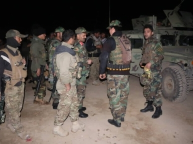 Afghanistan: ANA soldiers foil rocket attacks in Kabul