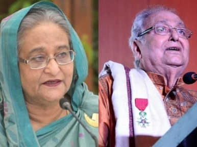PM Hasina pays tribute to late actor Soumitra Chatterjee
