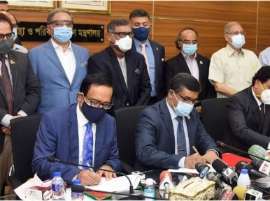Bangladesh inks bond with India's Serum Institute for 30 million doses of Covid-19 vaccine