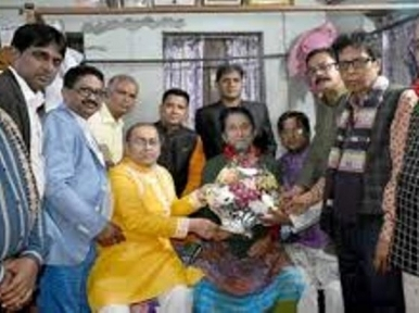 PM Hasina condoles the demise of Freedom Fighter Gopinath Das