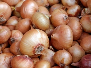 Onion prices come down in Bangladesh as vegetable enters from India
