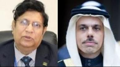 Bangladesh requests Saudi Minister to increase flights