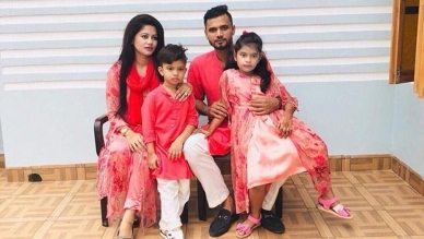 Mashrafe's two sons down with COVI-19