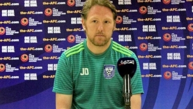 Football: National team coach Jamie Day tests Covid-19 positive for the fourth time