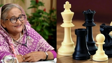 International chess tournament to mark PM Hasina's 74th birthday