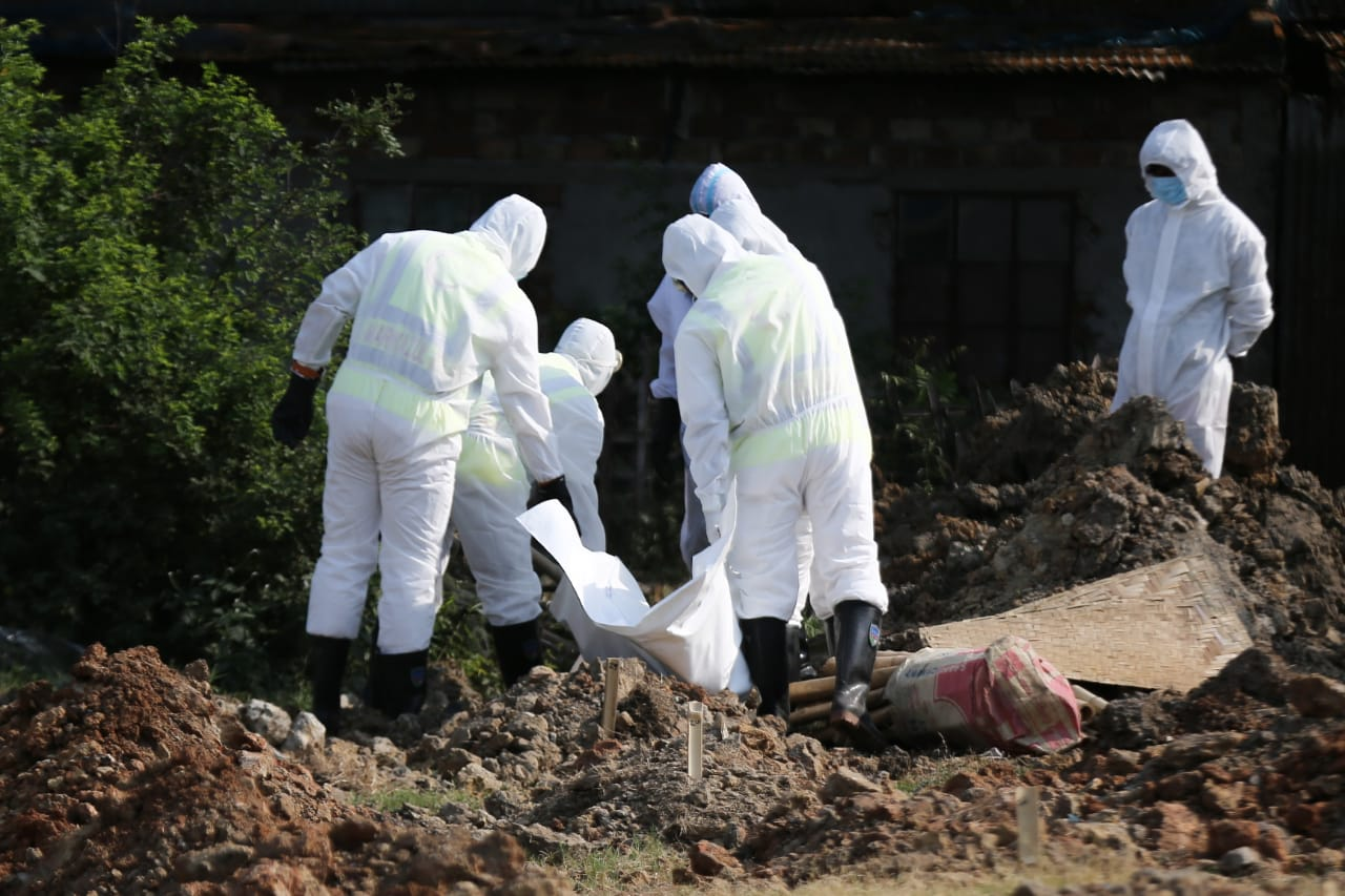 Bangladesh: COVID-19 claims 38 new deaths