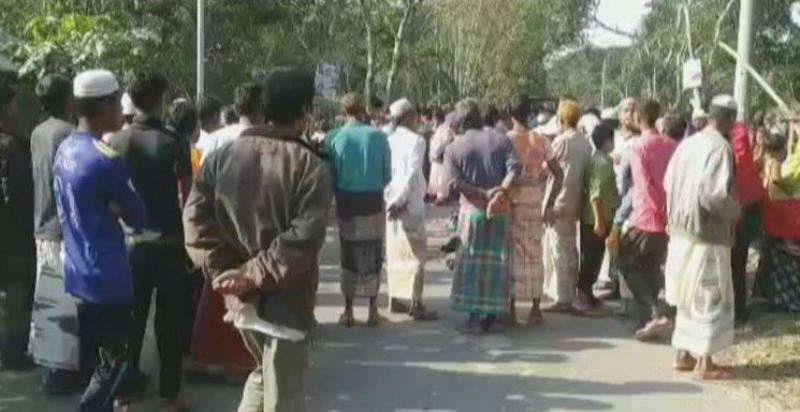 Three of a family among four killed in Pabna road accident