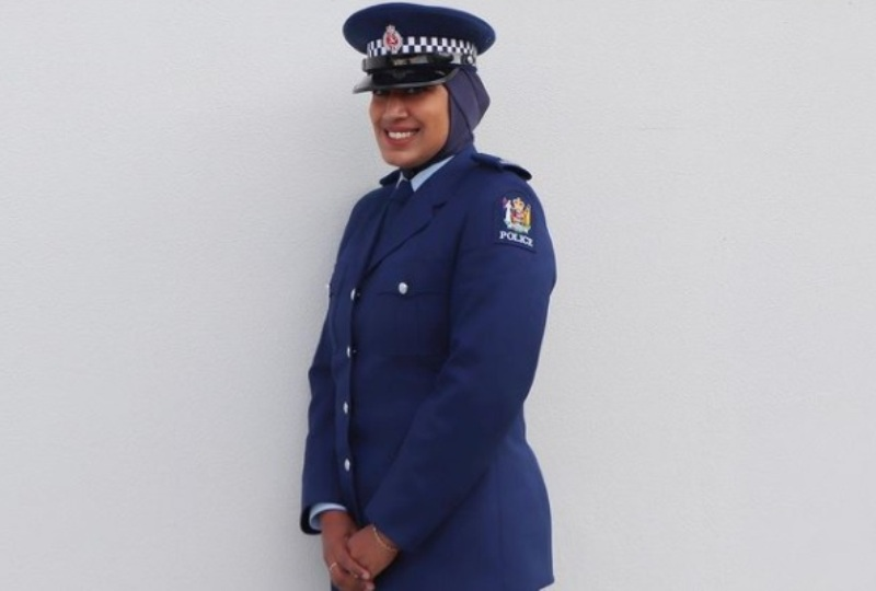New Zealand police introduces hijab into official uniform