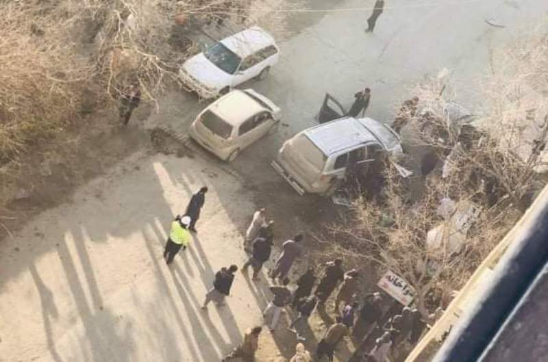 Magnetic IED blasts injure seven in Kabul