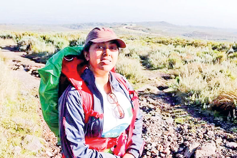 Chargesheet against the driver who killed mountaineering Ratna
