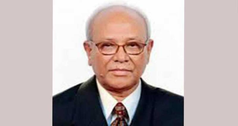 Former Deputy Speaker and freedom fighter Shawkat Ali placed on life support