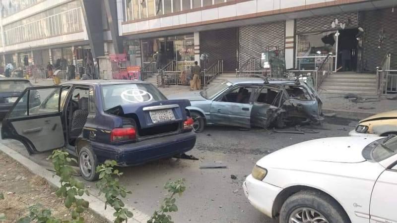 Kabul shelling, magnetic bomb blasts kill 9, injure at least 31