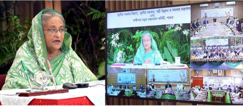 Developing strong communication network across Bangladesh has kept economy moving forward: Sheikh Hasina