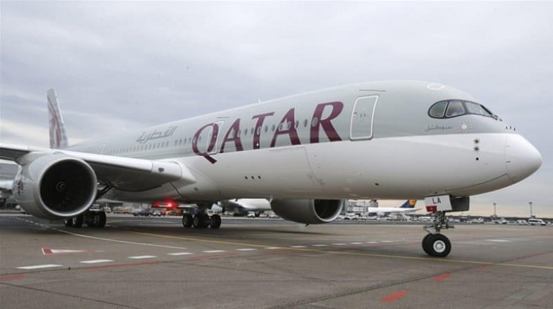 Qatar Airways fined Tk 5 lakh for transporting Covid-19 positive passenger