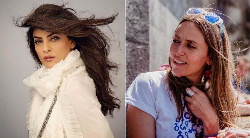 Sushmita Sen impressed by Money Heist star's singing of 'Chunari Chunari'