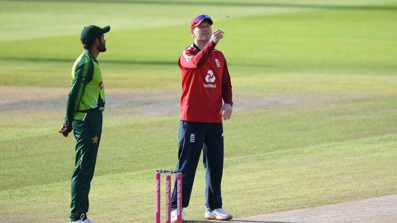 England men's T20 side confirms Pakistan tour in October 2021