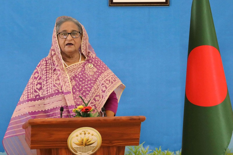 Sheikh Hasina wants to know about Bangladesh's foreign labour employment market