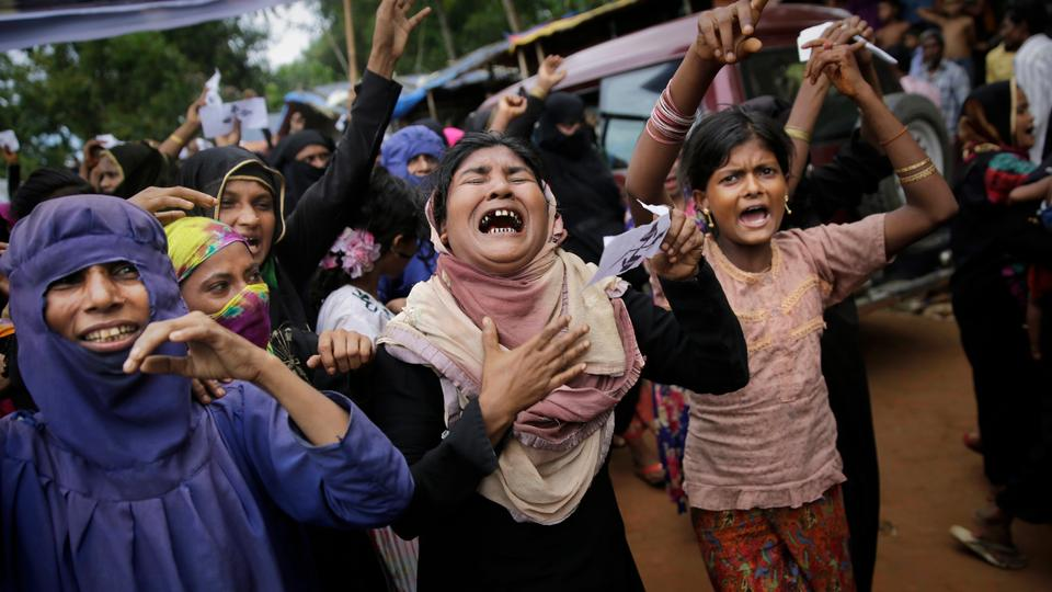 Bangladesh gave 5 lakh dollars to fight Rohingya genocide case
