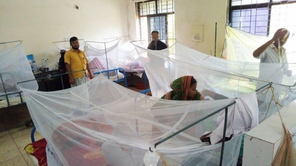 Bangladesh: Over 1000 people hit by Dengue this year