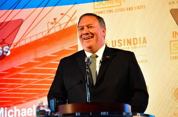 Indians have done best to respond to China's incredibly aggressive actions: Mike Pompeo