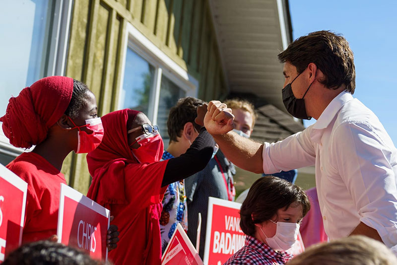 Canada: Justin Trudeau's Liberal Party wins snap poll gamble but misses majority