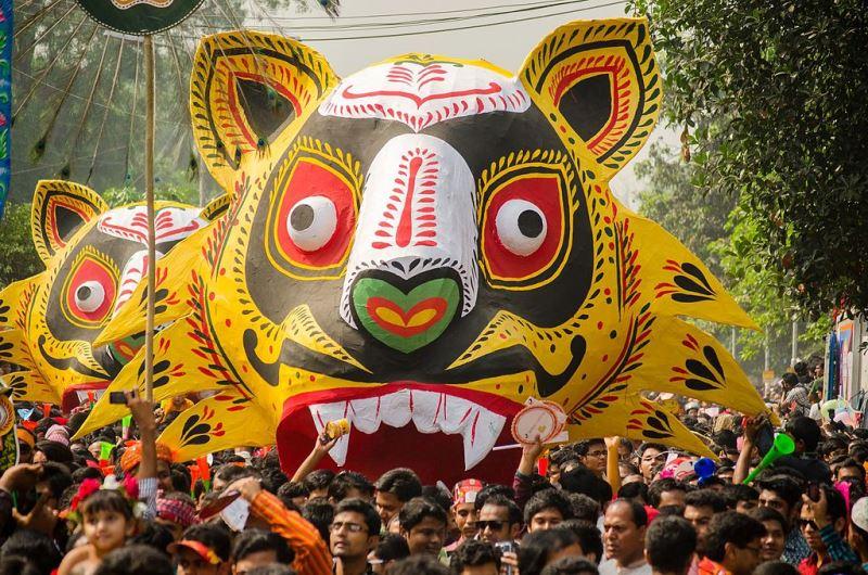 Bangladesh celebrates Poila Baisakh, first day of Bengali New Year 1428 today