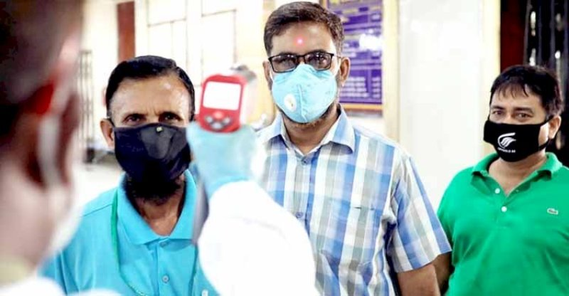 More than 9 lakh passengers sent to quarantine from Shahjalal Airport
