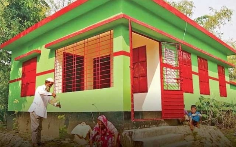 30,000 indigent freedom fighters to get houses