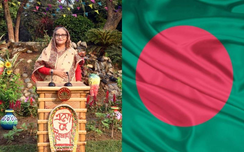 PM Hasina greets people on Ramadan and Poila Boisakh