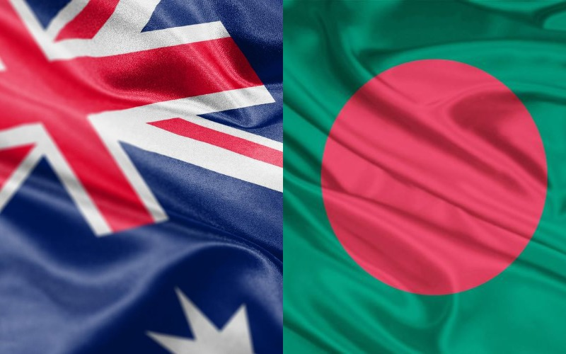 Bangladesh and Australia agree to boost economic ties
