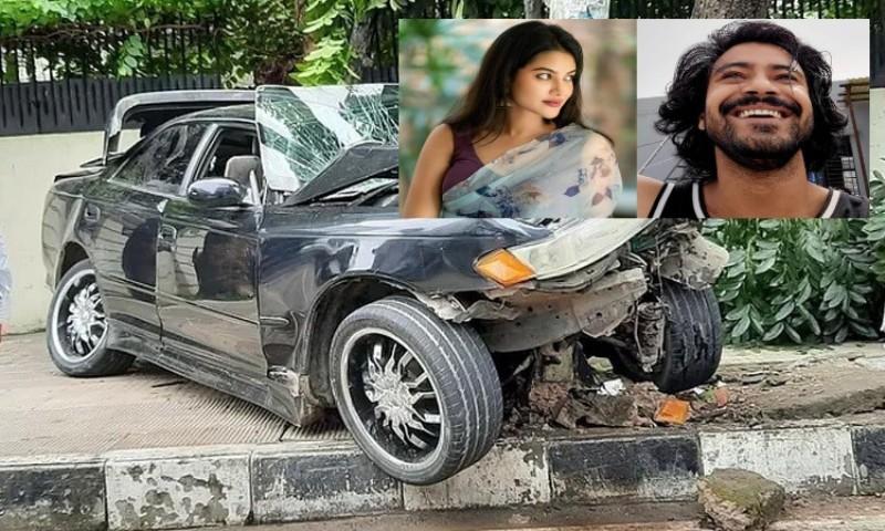 Actors Shariful Razz, Nazifa Tusi among five injured in road accident