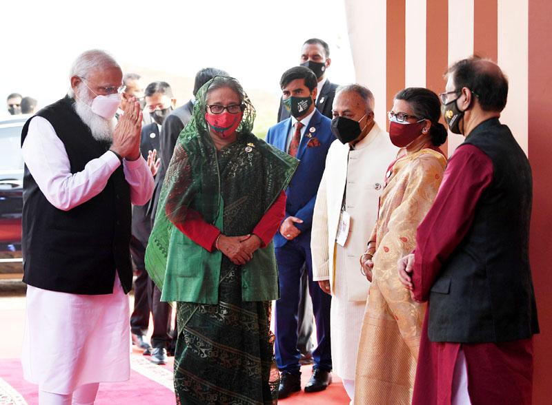 Indian PM Modi to visit Hindu temple, meet PM Hasina on day 2 of Bangladesh trip