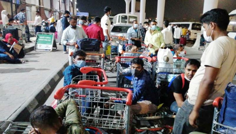 Shahjalal Airport cancels seven special flights