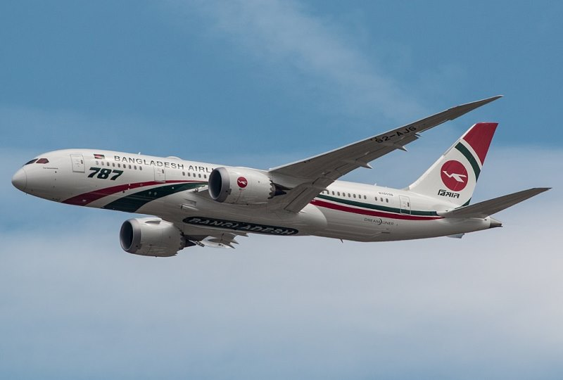 CAAB allows International flight operations