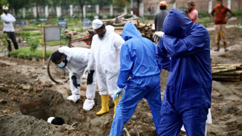 Single day death toll nears 100 as 96 succumb to Covid