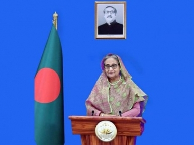The fertilizer that was Tk 90 during BNP regime is now Tk 12: PM Hasina