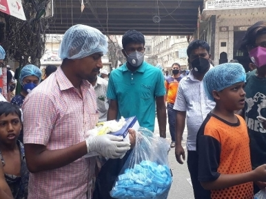 Covid-19 kills 24 in a day, death toll touches 7,650
