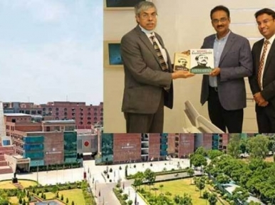 India's Lovely professional University to establish Bangabandhu Corner