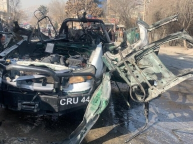 Afghanistan: Kabul blast leaves three people, including a Hindu, dead