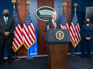 US carries out airstrikes in Syria on Iran-backed militias after Prez Biden nod