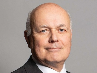 China may become greater threat for UK: Duncan Smith