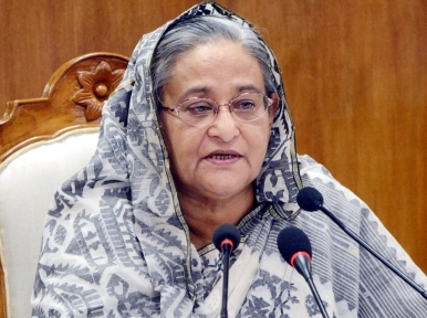 Sheikh Hasina instructs to start discussion on the manifesto