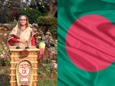 PM Hasina greets people on Ramadan and Poila Boisakh