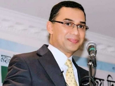 Case under DSA filed against Tarique Rahman, 24 others in Sunamganj