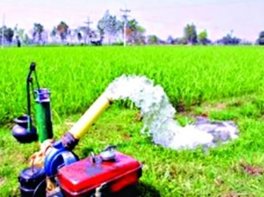 World Bank to provide a loan of Tk 1,020 crore for irrigation development