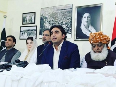 Prime Minister Imran Khan has thrown the country to the wolves: Bilawal Bhutto