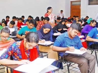 Application for admission in batch system from April 1, admission test to start from June 19